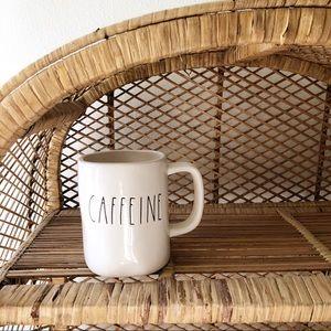 Rae Dunn CAFFEINE Mug✨